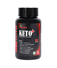 KETO+ Advance Weight Loss Formula (Weight Loss Capsules) | 60 Veg Capsules