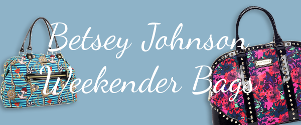 Headline for Best Betsey Johnson Weekender Bag