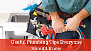 Useful Plumbing Tips Everyone Should Know – Local Business Express
