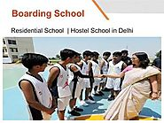 Residential School in Delhi | Hostel School in Delhi