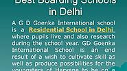 G D Goenka International School | Top School sonepat