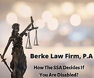 Why You Need A Disability Lawyer On Your Side?