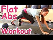 8 Minute Ab Workout for Women