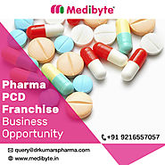 Top Pharma Franchise Company in India - Medibyte