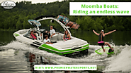 Moomba Boats: Riding an endless wave