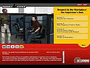 3D E-Learning Module - Serious Game - Undercover Boss in the workplace