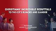 Gospel Movie Clip (3) - Christians' Incredible Rebuttals to the CCP's Rumors and Slander