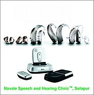 Navale Speech & Hearing Clinic - Wholesale Trader of BTE Hearing Aids