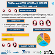 Amniotic Membrane Market Size, Share, Trends and Forecast to 2025