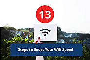 14+ Steps On How To Increase WiFi Speed On Laptop| Using CMD