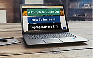 A Complete Guide On How To Increase Battery Life Of HP Laptop