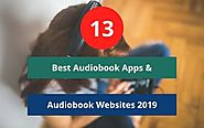 Best Audiobook Apps for Android & Audiobook Websites 2019