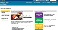 Evaluate Your Info - Start Your Research - Library Guides at University of California, Santa Cruz