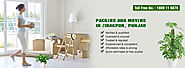 Best Packers and Movers in Zirakpur at Affordable Rates