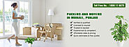 Best Packers and Movers in Mohali - Instant Price Estimates