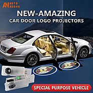 Car Door logo Projector