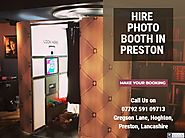 Hire The Ultimate Photo Booth in Preston for Wedding | Carey Events