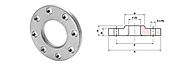 Stainless Steel Carbon Steel Lap Joint Flanges Manufacturers in India - Nitech Stainless Inc