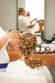 Hire Makeup Artist for Wedding Reception Makeup and Hair