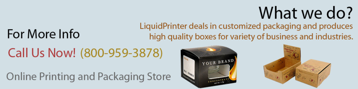Headline for Liquid Printer Inc. (Printing Site)