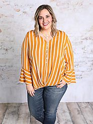 Women's Plus Size Tops, Dressy Tops | Plus Size Southern Boutiques