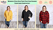 Women's Plus Size Tops That Can Change Your Look Completely