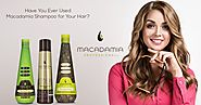 Have You Ever Used Macadamia Shampoo for Your Hair?