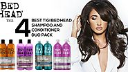4 Most Popular Tigi Bed Head Shampoo And Conditioner Duo Pack