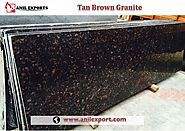 Tan Brown Granite Exporter in India