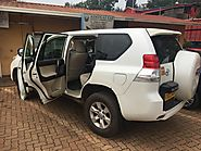 Get the best quality car hire services Rwanda