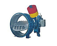 Ridhiman Alloys is a well-known supplier, dealer, manufacturer of Hydraulic Counterweight Butterfly Valves in India