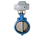 Ridhiman Alloys is a well-known supplier, dealer, manufacturer of Electric Butterfly Valves in India