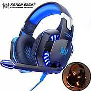 KOTION EACH G2000/G9000/G4000 Gaming Headset | Shop For Gamers