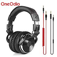 Oneodio DJ Stereo Headphones | Shop For Gamers