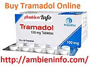 Buy Tramadol Online Without Prior Prescription :: Ambieninfo