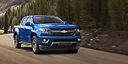 7 Awesome Features of the 2019 Chevrolet Colorado