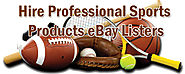Selling Sports Products on eBay - Hire Professional Sports Products eBay Listers