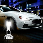 R8 Series H1 High Beam or Low Beam LED Headlight Bulbs Upgrade.