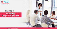 Advantages of Learning Corporate English