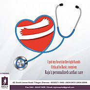 Cardiology Services in chennai