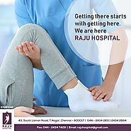 Best Orthopedic Doctor in Chennai