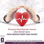Best Cardiology Services Hospital in Chennai