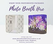 Wedding Photo Booth Hire & Magic Mirror | Carey Events