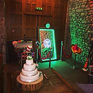 Hire Outstanding Magic Mirror Preston for All Events | Carey Events