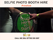 Hire Magic Mirror in Preston to Your Next Event | Carey Events