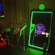 Magic Mirror Hire Preston for Birthday Party | Carey Events