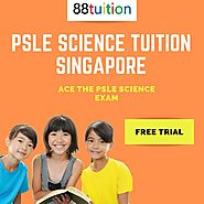 PSLE Science Tuition in Sinagpore - 88tuition