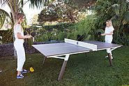 Best outdoor ping pong table 2019