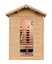 Outdoor and Garden Saunas Online | Aqualine Saunas