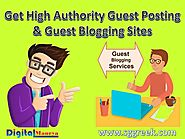 Guest Posting Service, Guest Blogging Services, High DA Guest Blogs Sites UK, USA, India